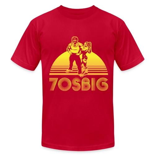 Throwback T-Shirt - AA - Men's Fine Jersey T-Shirt
