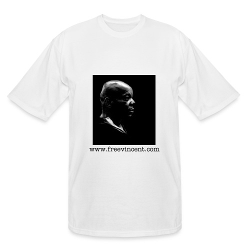 vincent simmons  - Men's Tall T-Shirt