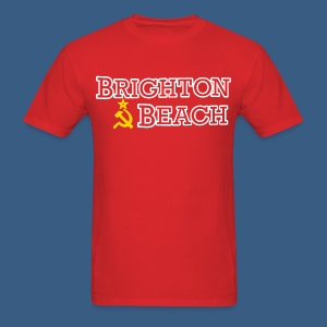 Brighton Beach Old Russia - Men's T-Shirt