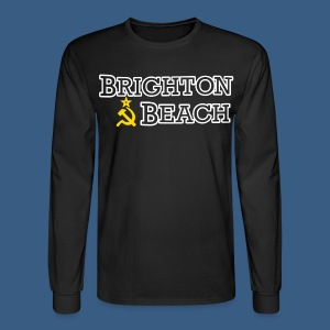 Brighton Beach Old Russia - Men's Long Sleeve T-Shirt