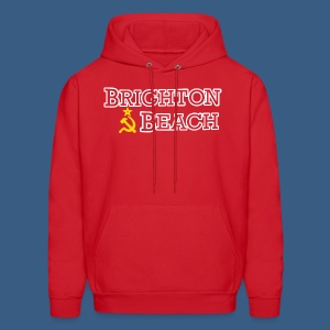 Brighton Beach Old Russia - Men's Hoodie