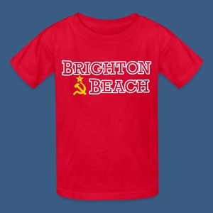 Brighton Beach Old Russia - Kids' T-Shirt