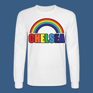 Chelsea Rainbow - Men's Long Sleeve T-Shirt
