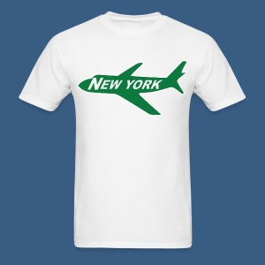 NY Jet - Men's T-Shirt
