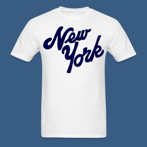 Loopy New York - Men's T-Shirt