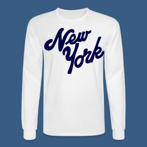 Loopy New York - Men's Long Sleeve T-Shirt