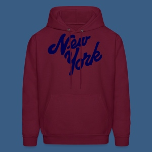 Loopy New York - Men's Hoodie