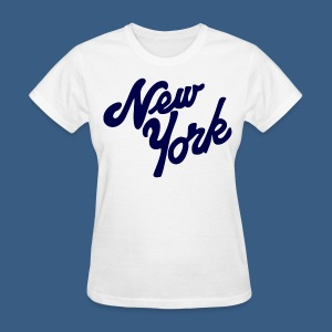 Loopy New York - Women's T-Shirt
