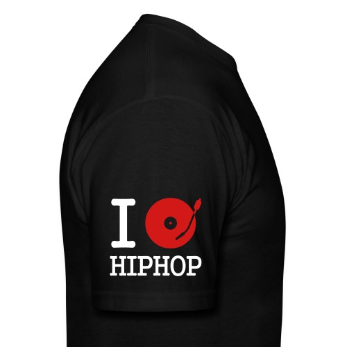 ISPINHIPHOP - Men's T-Shirt