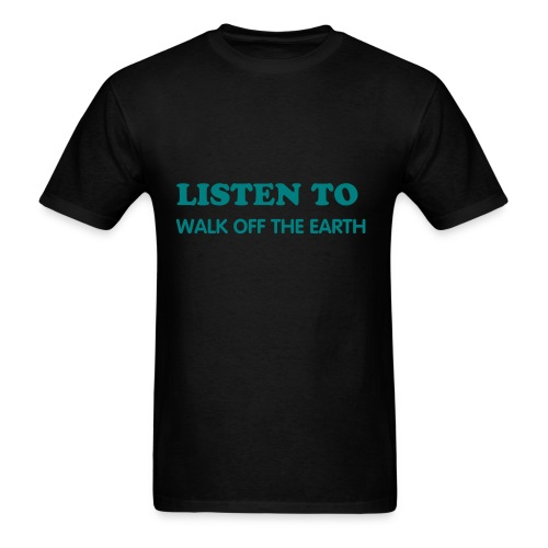 Listen to Walk off the Earth Uni Sex T's - Men's T-Shirt