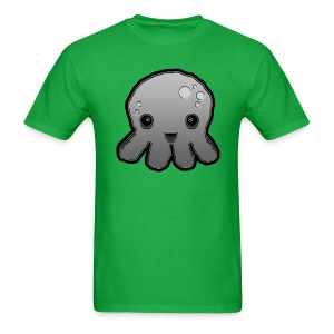 Gray Sea Creature - Men's T-Shirt