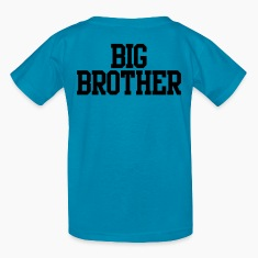 big brother Kids' Shirts