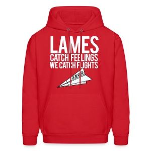 Lames Catch Feelings - Men's Hoodie