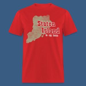 Staten Island is My Home - Men's T-Shirt