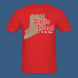 Staten Island is My Home - Men's T-Shirt