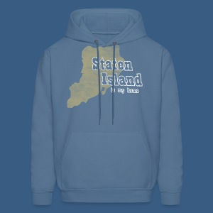Staten Island is My Home - Men's Hoodie