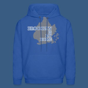 Brooklyn is My Home - Men's Hoodie
