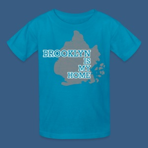 Brooklyn is My Home - Kids' T-Shirt