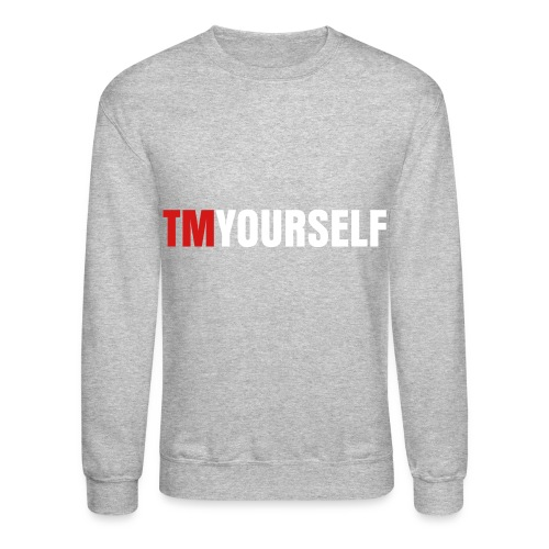 unisex tmyourself sweater - Crewneck Sweatshirt