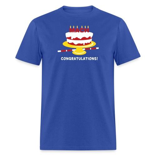 MACH Cake  - Men's T-Shirt