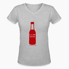hot sauce ladies T