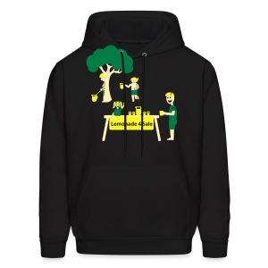 Lemonade Stand - Men's Hoody - Men's Hoodie