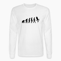 Evolution Kite Surfing (1c) Long Sleeve Shirts