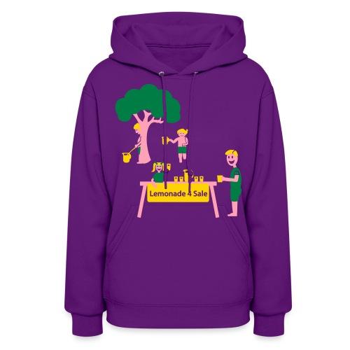 Lemonade Stand - Women's Hoody - Women's Hoodie