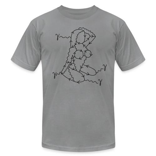 Feynman Diagram - Men's Fine Jersey T-Shirt