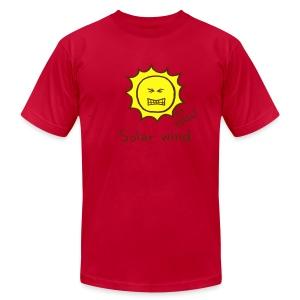 Solar Wind - Men's Fine Jersey T-Shirt