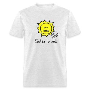 Solar Wind - Men's T-Shirt
