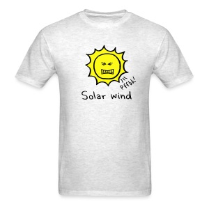 Solar Wind - Men's T-Shirt