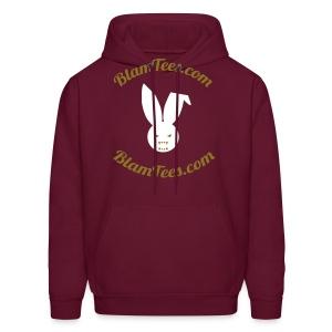 Blam Tees - Full Circle Logo Tee - Men's Hoody - Men's Hoodie