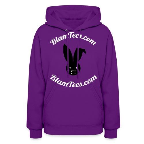 Blam Tees - Full Circle Logo Tee - Women's Hoody - Women's Hoodie