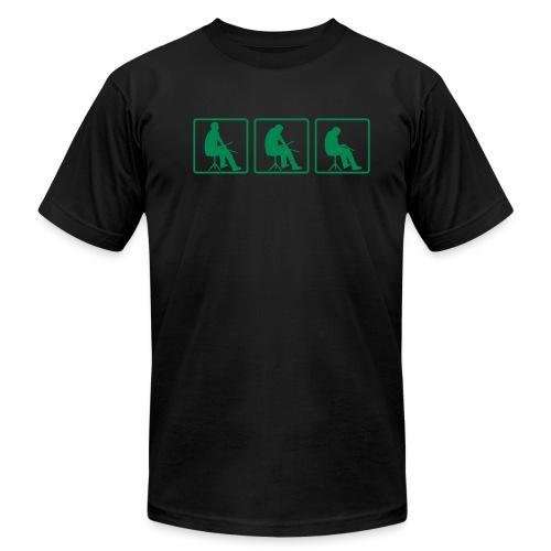 Drummer - Men's Fine Jersey T-Shirt