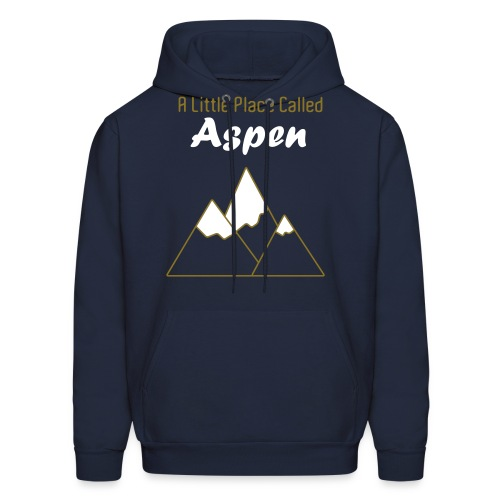 A Little Place Called Aspen - Men's Hoody - Men's Hoodie