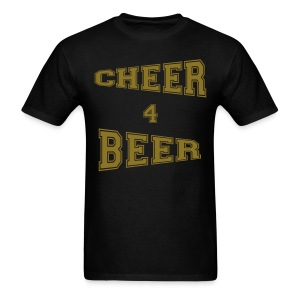 Cheer 4 Beer - Men's Shirt - Men's T-Shirt
