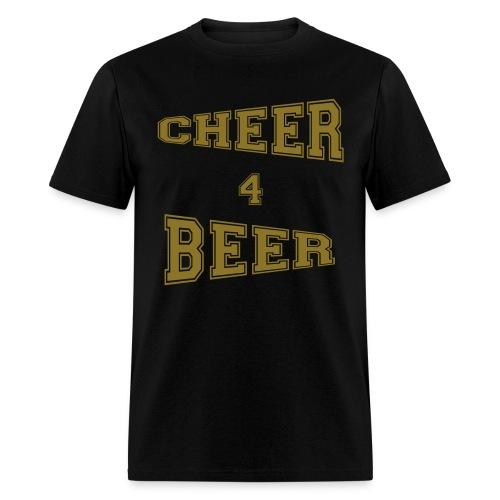 Cheer 4 Beer - Men's Shirt - Men's T-Shirt