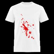 T-Shirts ~ Men's T-Shirt ~ Men's Blood Shirt