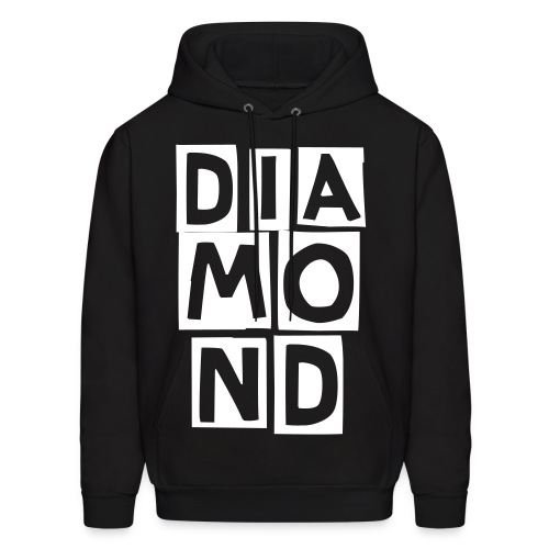 DIAMOND - PRINCE TRAN ORIGINAL - Men's Hoodie