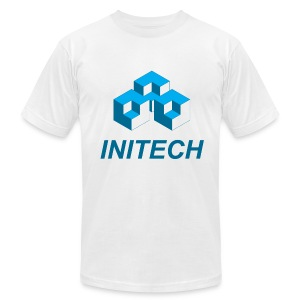Initech - Men's T-Shirt by American Apparel