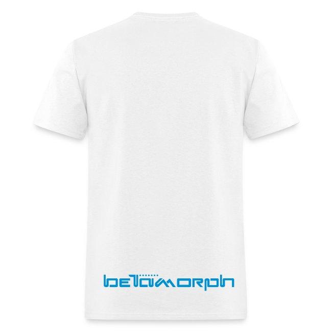 Betamorph Alien Logo |CMYK