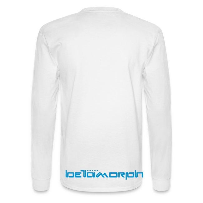 Betamorph Alien Logo Long Sleeve |CMYK