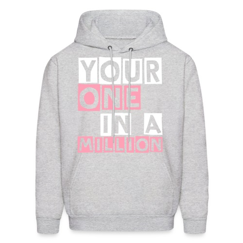 YOUR ONE IN A MILLION (Special Edition)- PRINCE TRAN ORIGINAL  - Men's Hoodie