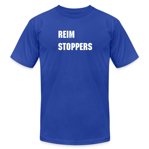 REIM STOPPERS - Men's Jersey T-Shirt