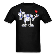 T-Shirts ~ Men's T-Shirt ~ R2-♥U