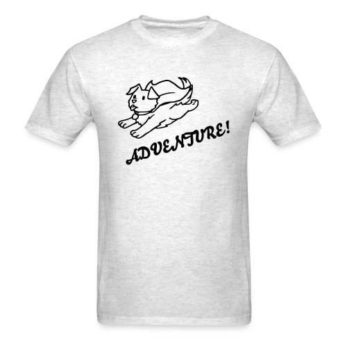 Nummy Muffin ADVENTURE Tee (Men's) - Men's T-Shirt