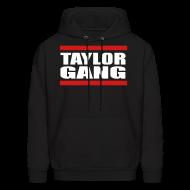 Hoodies ~ Men's Hoodie ~ Taylor Gang Bar