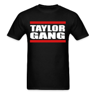 T-Shirts ~ Men's T-Shirt ~ Taylor Gang Bar