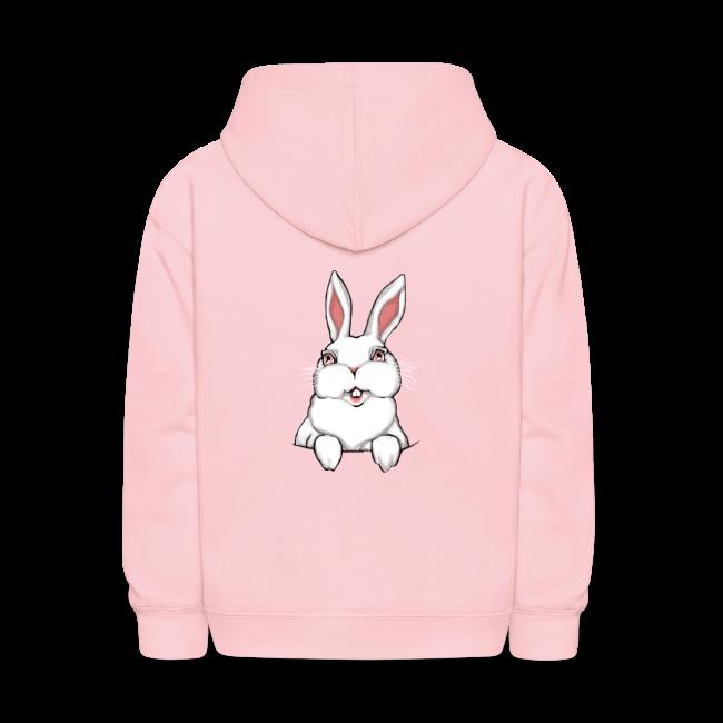 Kid's Easter Hoodie Easter Bunny Basket Hoodies Shirts